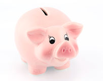 Τράπεζα Piggy Στοκ Εικόνα