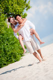 Piggy back Royalty Free Stock Images