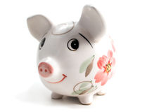 Piggy bank 1 Stock Photos
