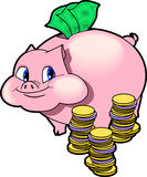 Piggy_bank Stock Photography