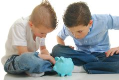 Free Piggy Bank Royalty Free Stock Photo - 12893435
