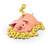 Piggy bank Royalty Free Stock Photo
