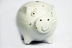 Piggy bank. Money box isolated on white background Stock Photo