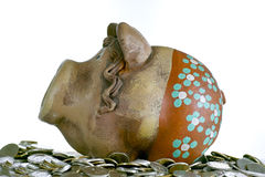 Piggy bank. Stock Photography