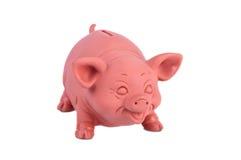 Piggy bank. Isolated on white background Stock Image
