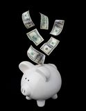 Piggy Bank. Check my other Piggi Bank images to Royalty Free Stock Photography