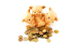 Free Piggy-bank Stock Photos - 4046833