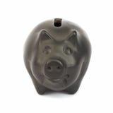 Piggy bank. A ceramic piggy bank stock photo