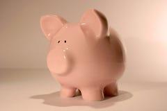 Piggy Bank. Funny Piggy Bank Stock Photography