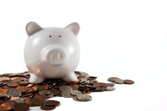 Piggy bank 002 Stock Image