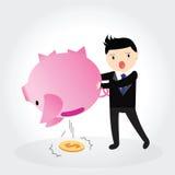 Piggy bank Concept Stock Images