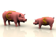 Piggy Bank Finance Royalty Free Stock Images