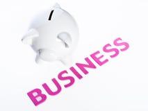 Piggy bank isolated on white background Stock Image