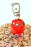 Piggy bank money Stock Photo