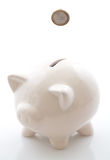 Piggy bank money box Stock Photo