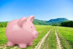 Piggy Bank Royalty Free Stock Image