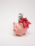 Piggy Bank Pink Royalty Free Stock Image