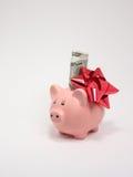 Piggy Bank Pink royalty free stock image