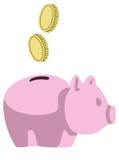 Piggy bank Stock Image