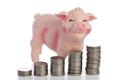 Piggy bank saver Stock Photo