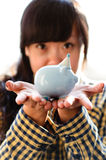 Piggy bank saving money No.23 Stock Photos