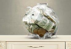 Piggy Bank Savings Stock Photos