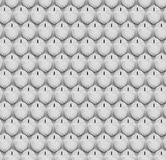 Piggy bank seamless background. 3D rendering. Piggy bank crowd seamless background. 3D rendering Royalty Free Stock Images
