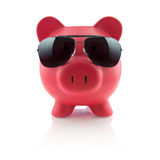 Piggy Bank Series Royalty Free Stock Photos