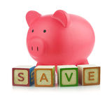 Piggy Bank Series Stock Photography