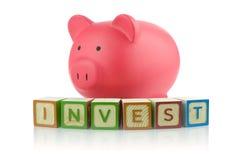 Piggy Bank Series Royalty Free Stock Photos