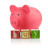 Piggy Bank Series Stock Image