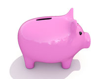 Piggy bank Royalty Free Stock Images