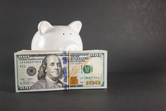 Piggy bank 015 Royalty Free Stock Photos