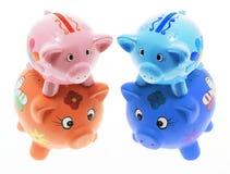 Piggy Banks Stock Photo