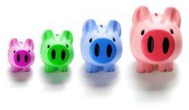 Piggy Banks Royalty Free Stock Photos
