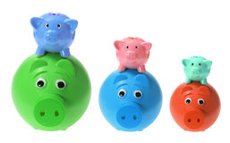 Piggy Banks Royalty Free Stock Photo