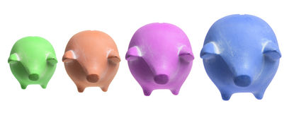 Piggy Banks Royalty Free Stock Photography