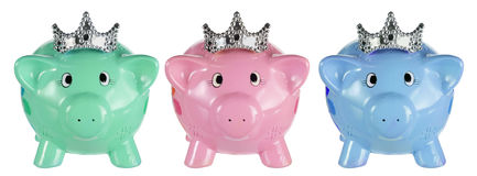 Piggy Banks Royalty Free Stock Images