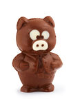 Piggy Bonbon Lizenzfreies Stockfoto