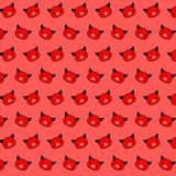 Piggy - emoji pattern 79 stock illustration