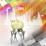 Piggy money bank Royalty Free Stock Photography