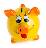 Piggy money box Royalty Free Stock Images