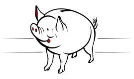 Piggy moneybox Stock Image