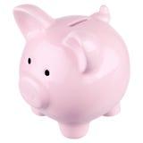 Piggy packa ihop Royaltyfria Foton