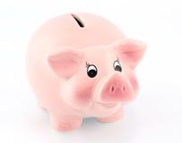 Piggy packa ihop Fotografering för Bildbyråer