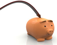 Piggy saver Stock Photos