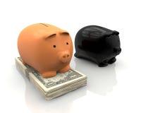 Piggy saver Stock Images