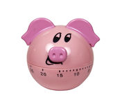 Piggy Timer Stock Photos