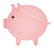 Piggy vector Royalty Free Stock Images