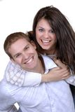 Piggyback Ride 2 Royalty Free Stock Photos